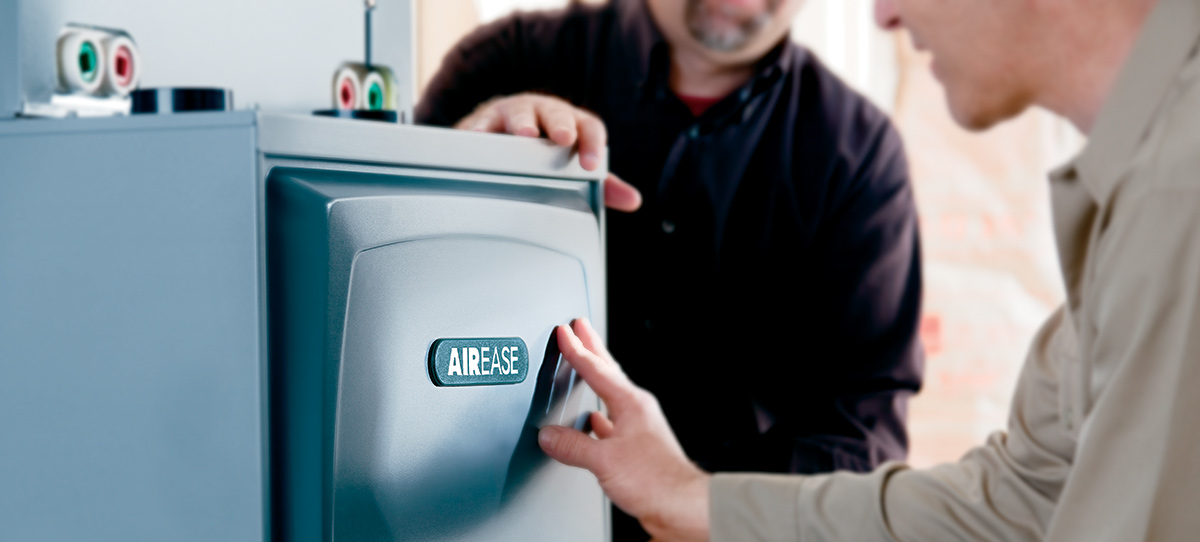 AirEase   Residential Heating & Cooling   Home HVAC on